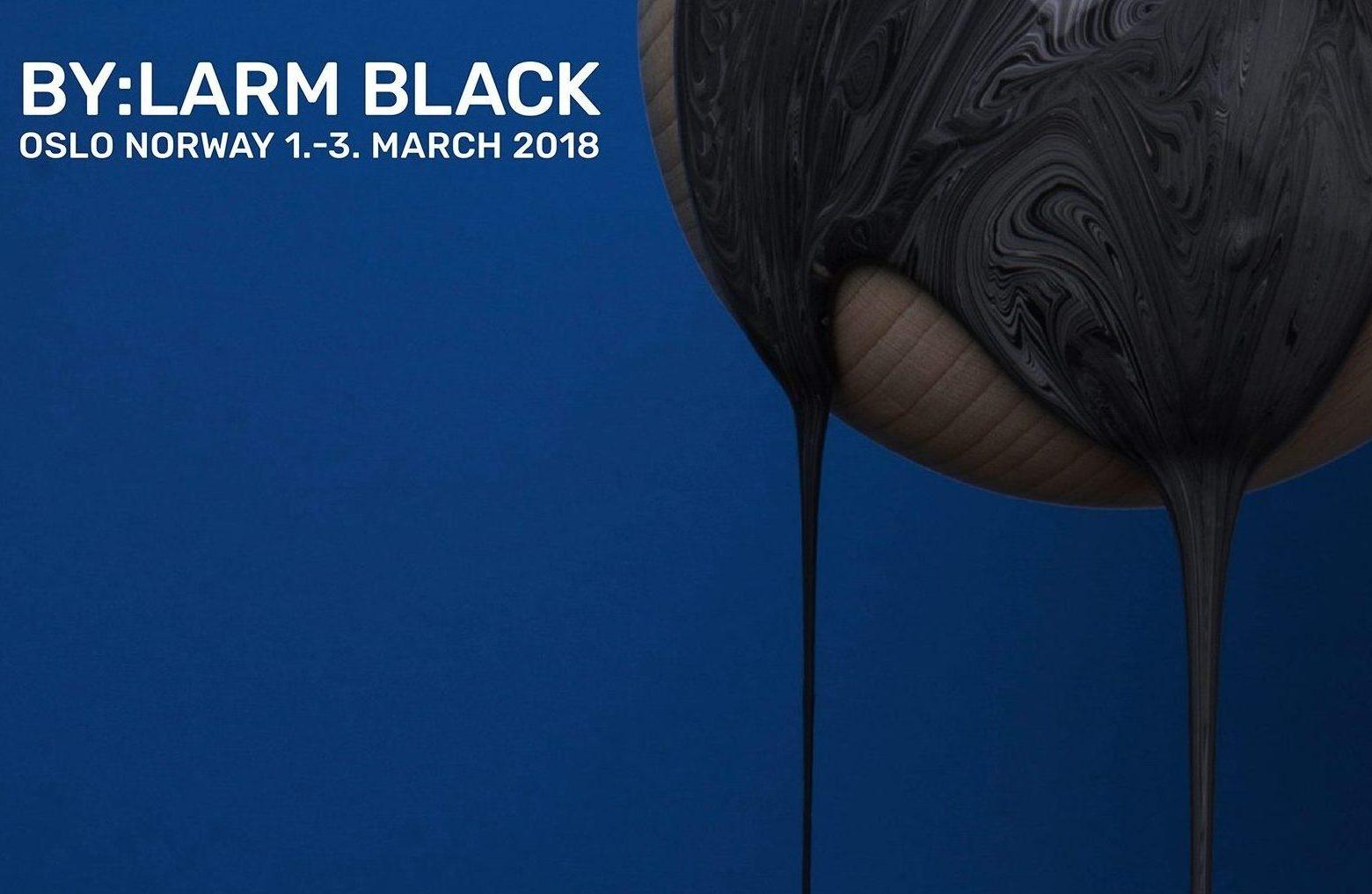 BY:LARM BLACK