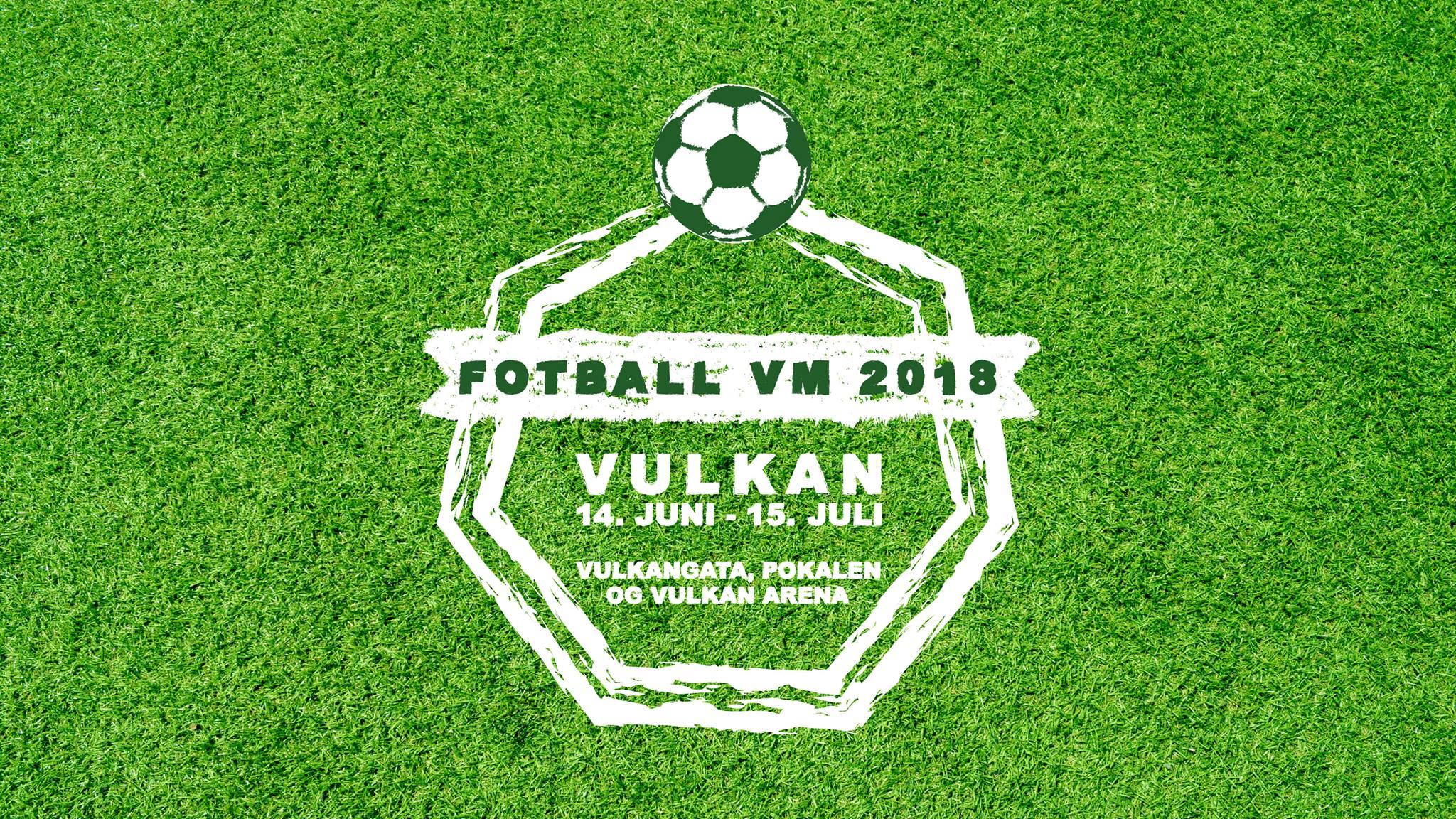 FOTBALL-VM 2018