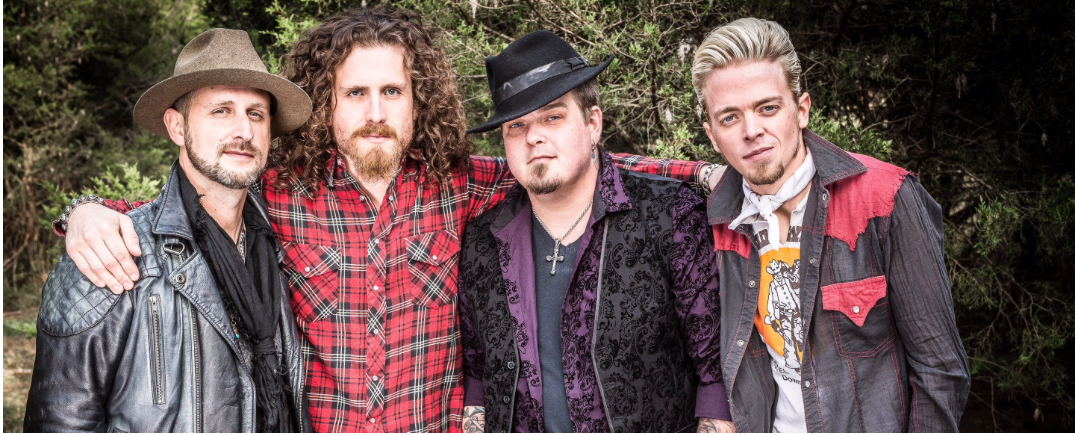 BLACK STONE CHERRY (US)