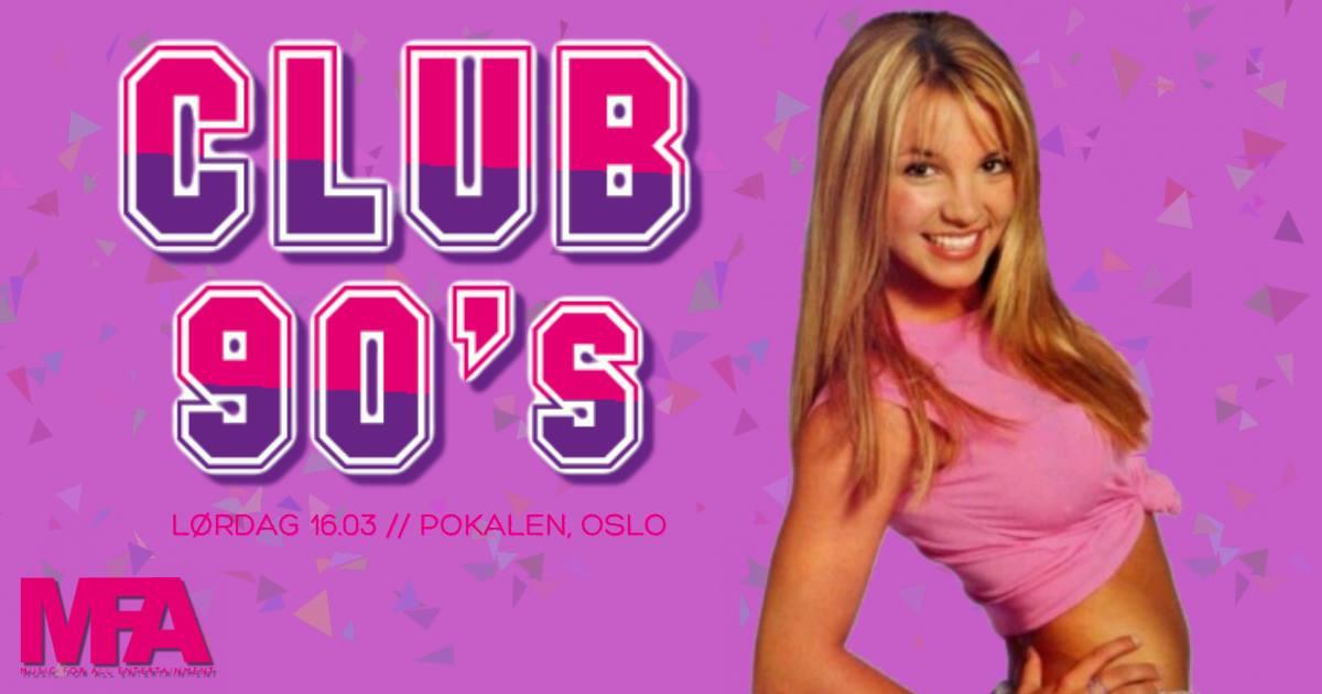 CLUB 90S