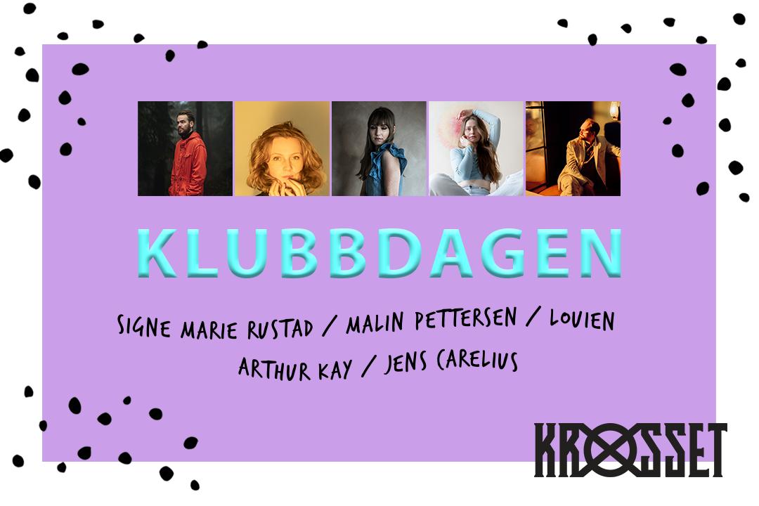 KLUBBDAGEN @ KRØSSET