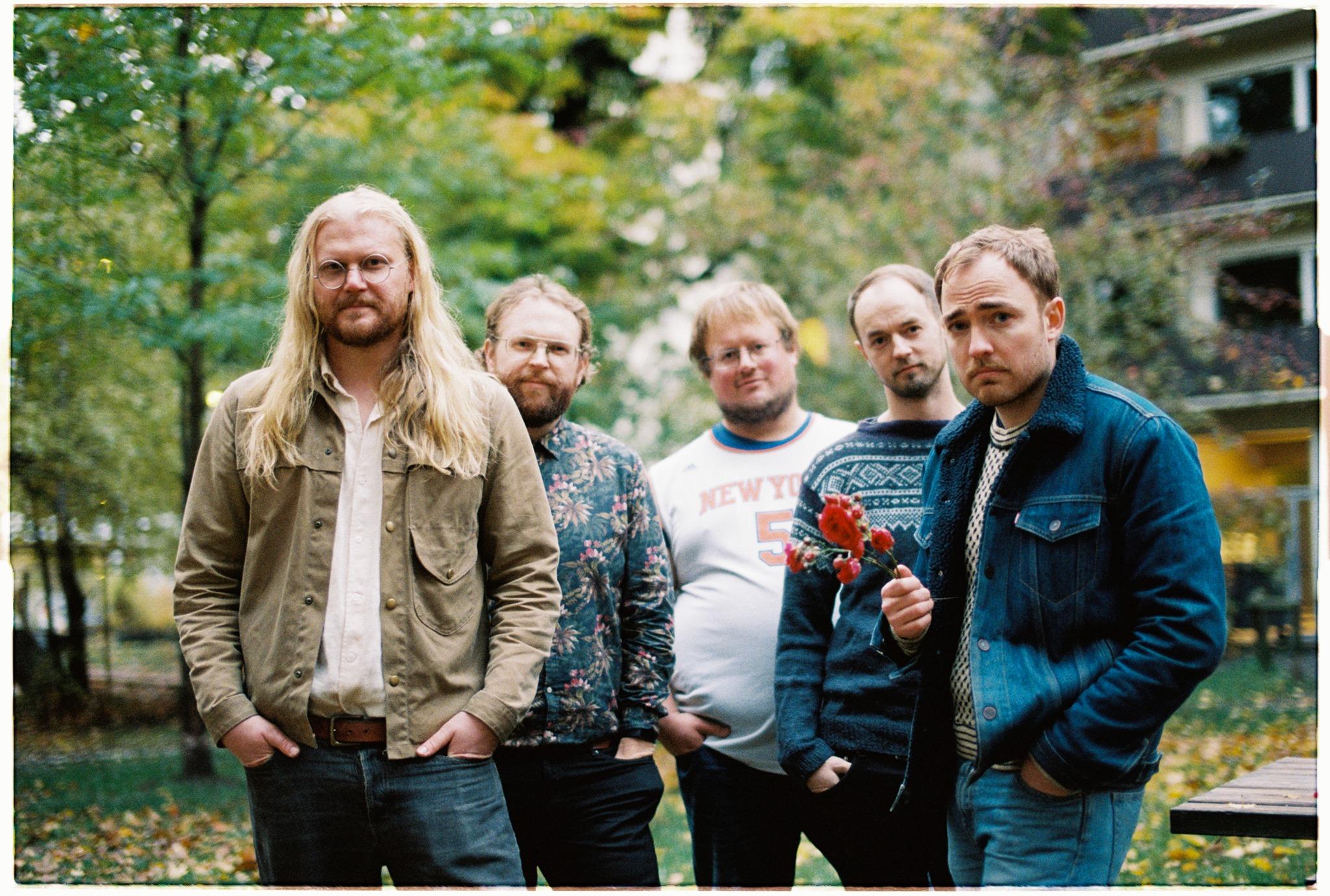 BØLER / SUPP: ARILD HAMMERØ