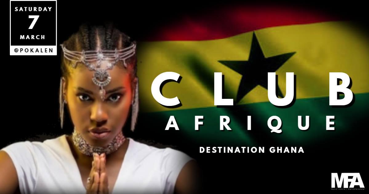 CLUB AFRIQUE