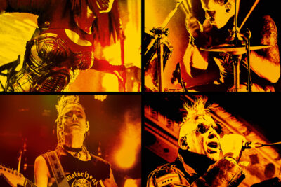 KMFDM + JESUS ON EXTASY